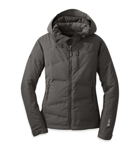 Outdoor Research Women´s Stormbound Jacket Charcoal/Pewter-30