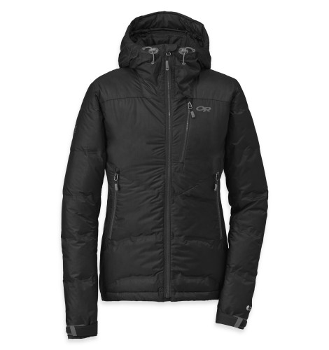 Outdoor Research Women´s Floodlight Jacket Black-30