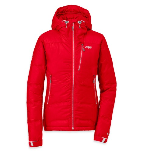 Outdoor Research Women´s Floodlight Jacket Flame-30