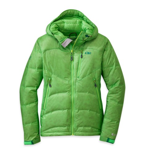 Outdoor Research Women´s Floodlight Jacket Apple-30