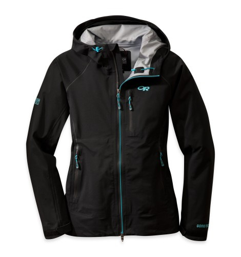 Outdoor Research Women´s Revalation Jacket Black/Rio-30
