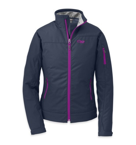 Outdoor Research Women´s Transfer Jacket 58B-NIGHT/DUSK-30