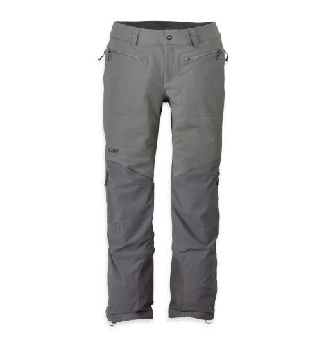 Outdoor Research Women´s Trailbreaker Pants 008-PEWTER-30