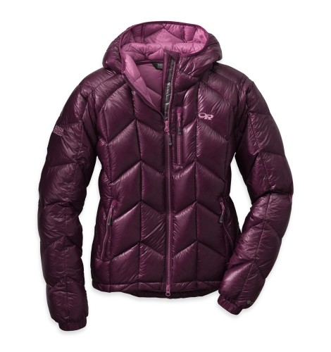 Outdoor Research Women´s Incandescent Hoody 423-ORCHID/CROCUS-30