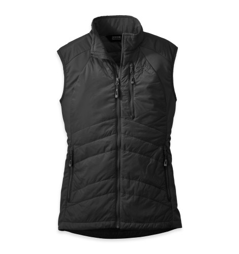 Outdoor Research Women´s Cathode Vest 189-BLACK/CHARCOAL-30