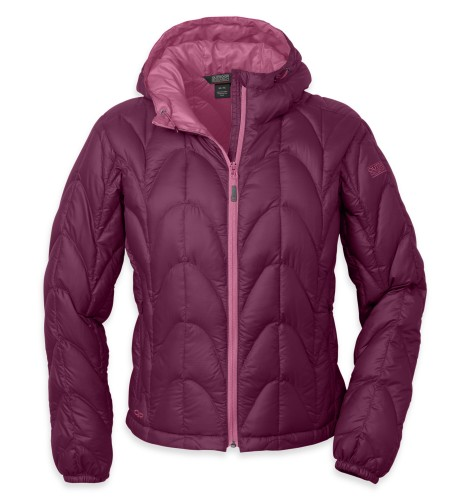 Outdoor Research Women´s Aris Hoody Orchid/Crocus-30