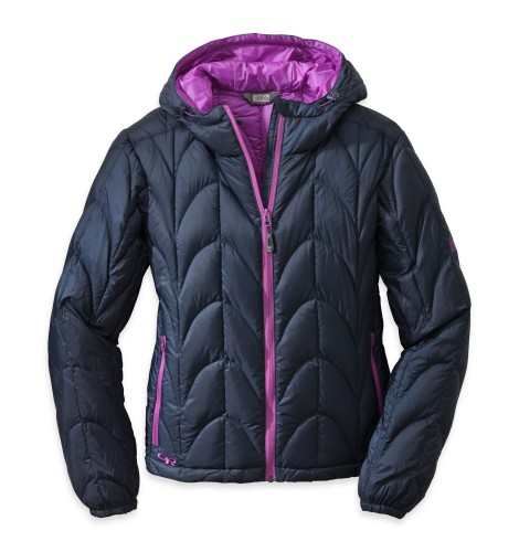 Outdoor Research Women´s Aris Hoody Night/Ultraviolet-30
