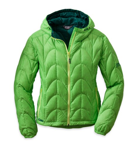 Outdoor Research Women´s Aria Hoody 65B-APPLE/HEMLOCK-30