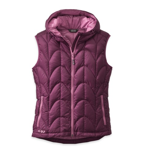 Outdoor Research Women´s Aris Vest Orchid/Crocus-30