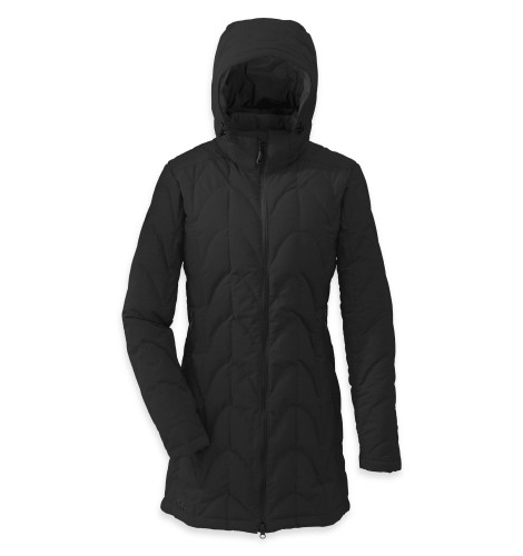 Outdoor Research Women´s Aris Storm Parka Black-30