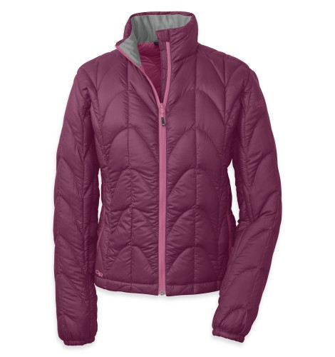 Outdoor Research Women´s Aris Jacket 423-ORCHID/CROCUS-30