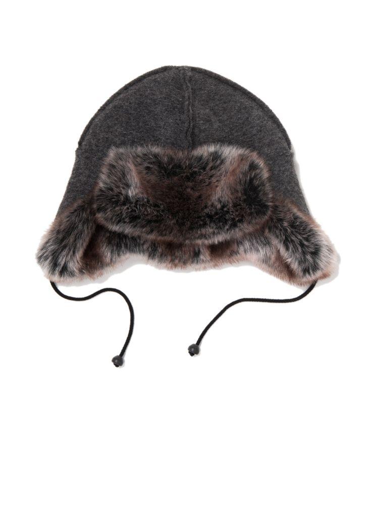 Kaldi Arctic Hat Ash Grey-30