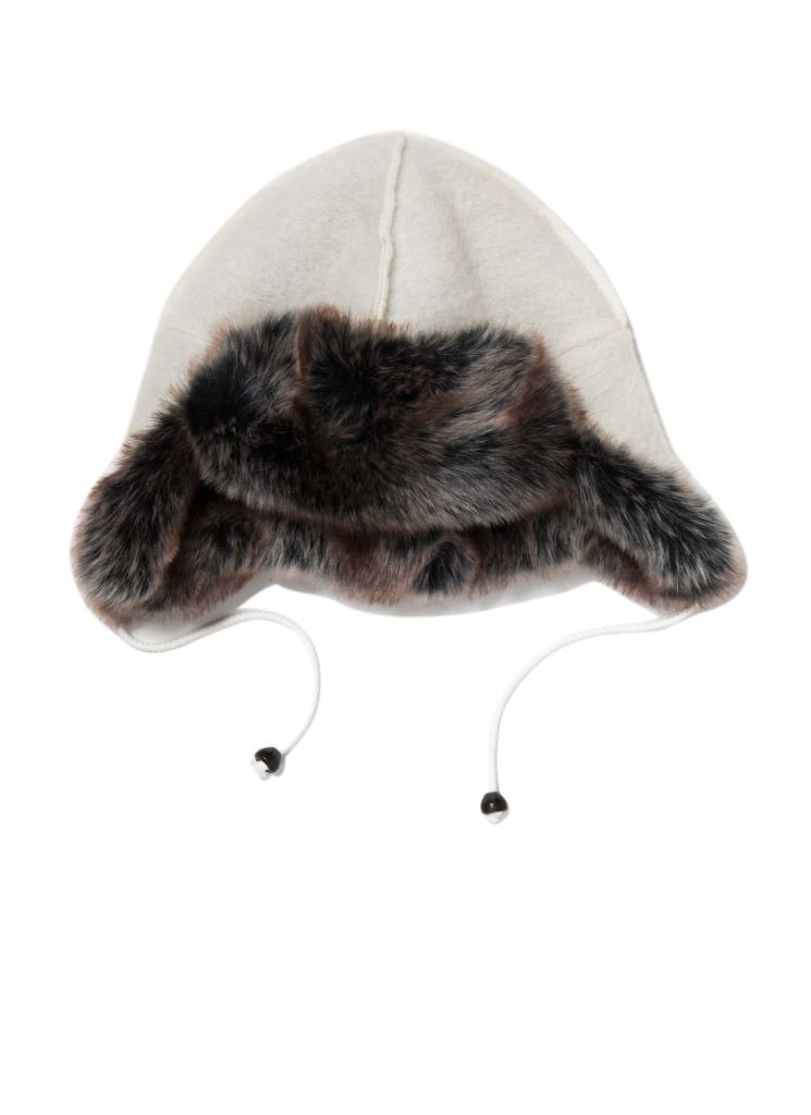 Kaldi Arctic Hat Off White-30