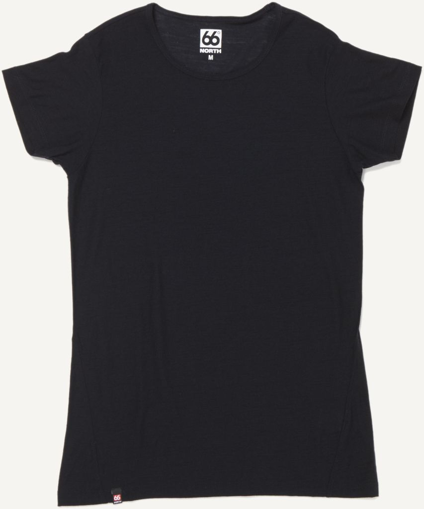 Skogar Women´s T-shirt Dark Blue-30