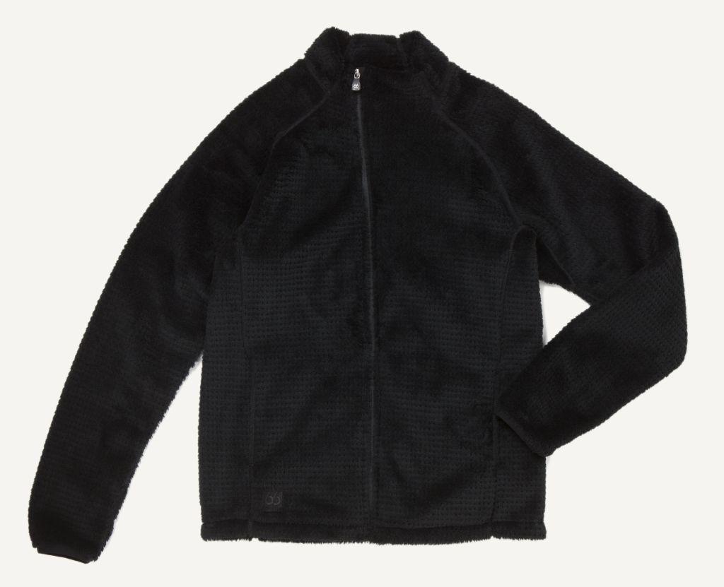 Vik High Loft Jacket Black-30