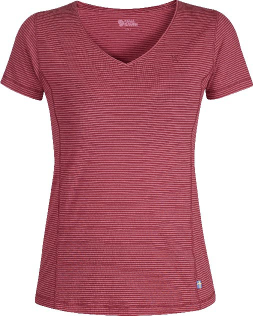 FjallRaven Dasy T-shirt Ox Red-30