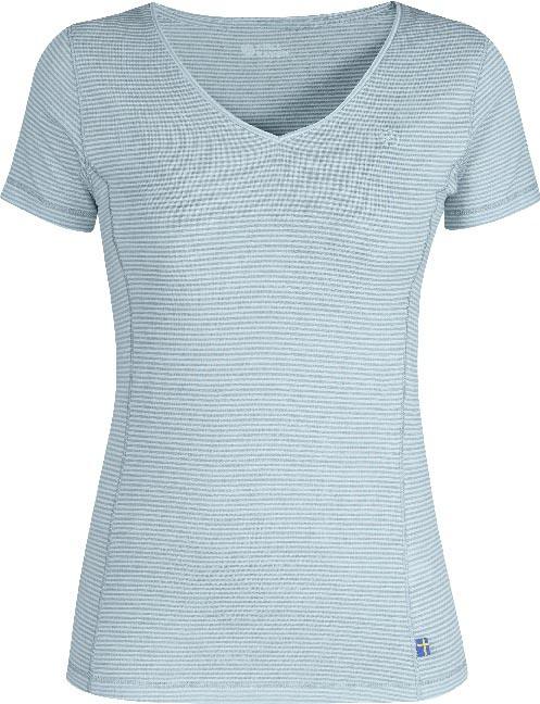FjallRaven Dasy T-shirt Sky Blue-30