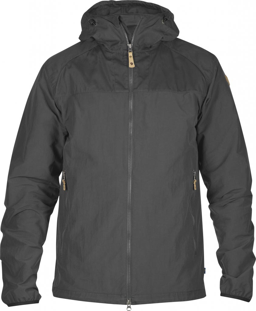 FjallRaven Abisko Hybrid Jacket Dark Grey-30