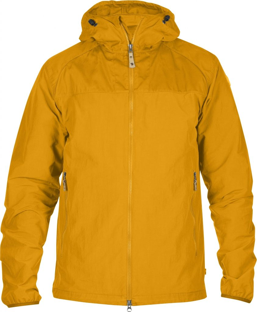 FjallRaven Abisko Hybrid Jacket Campfire Yellow-30