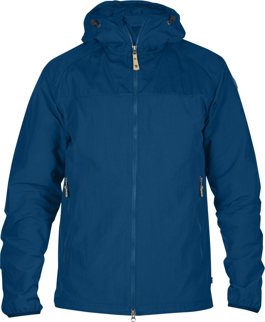 FjallRaven Abisko Hybrid Jacket Lake Blue-30