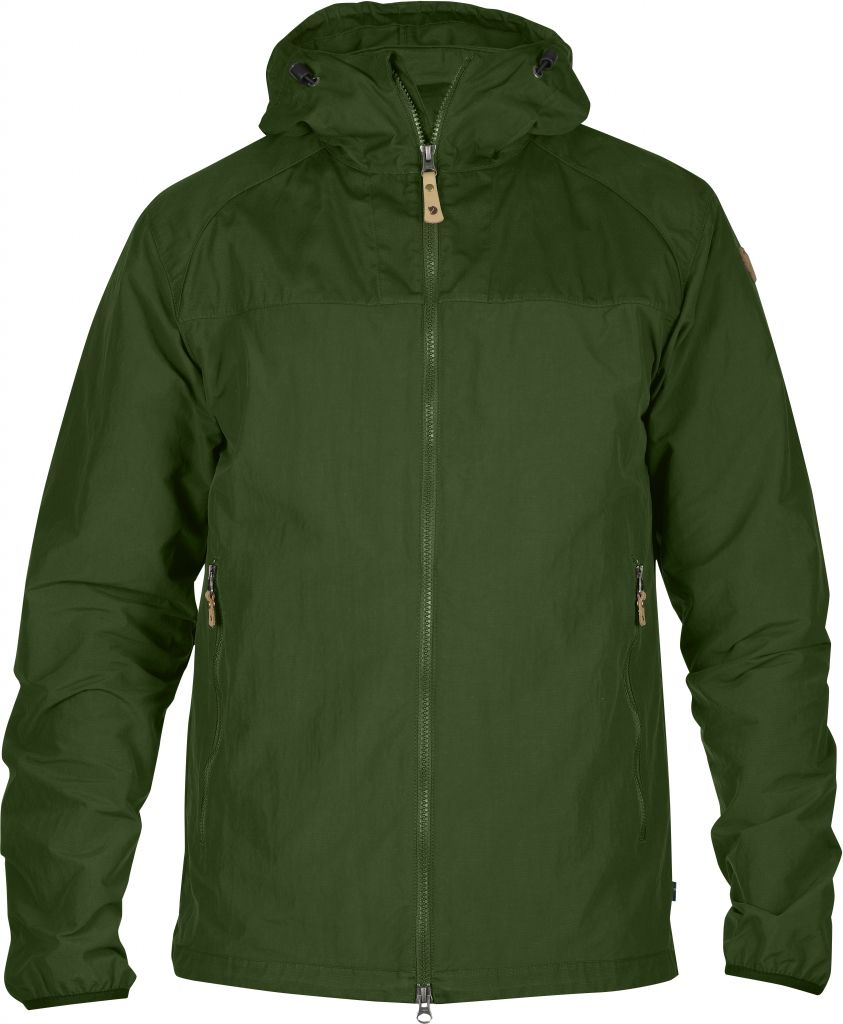 FjallRaven Abisko Hybrid Jacket Pine Green-30