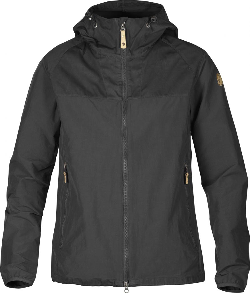 FjallRaven Abisko Hybrid Jacket W. Dark Grey-30