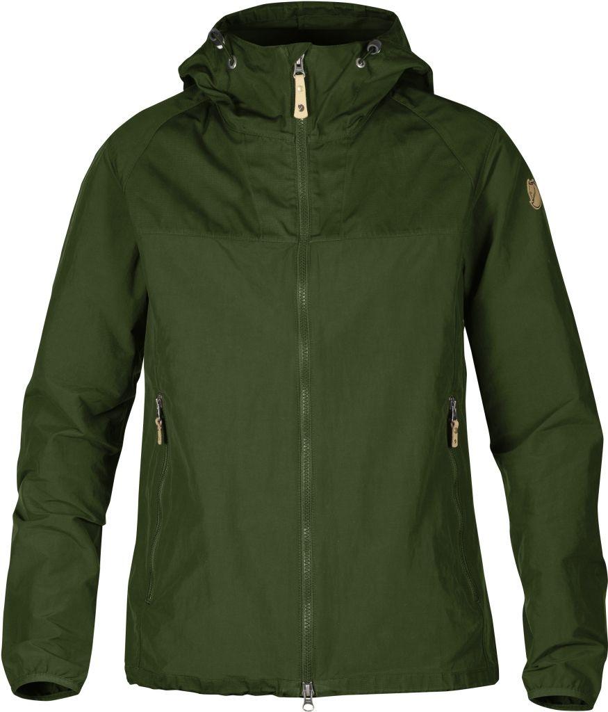 FjallRaven Abisko Hybrid Jacket W. Pine Green-30