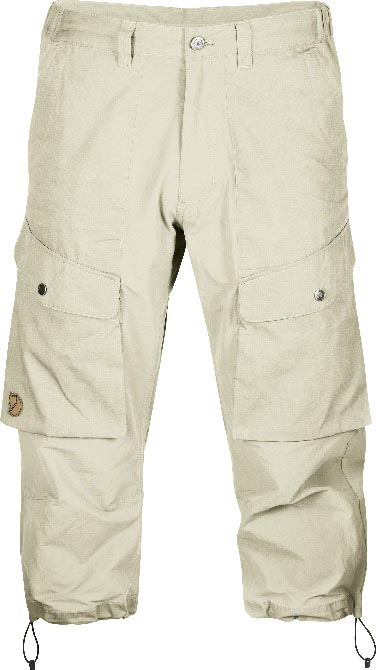 FjallRaven Abisko Hybrid Knickers Light Beige-30