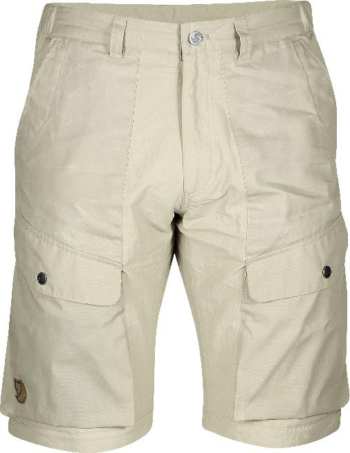 FjallRaven Abisko Hybrid Shorts Light Beige-30