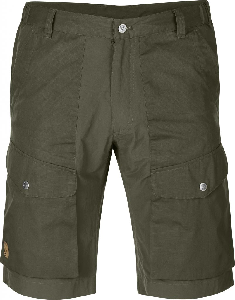 FjallRaven Abisko Hybrid Shorts Tarmac-30