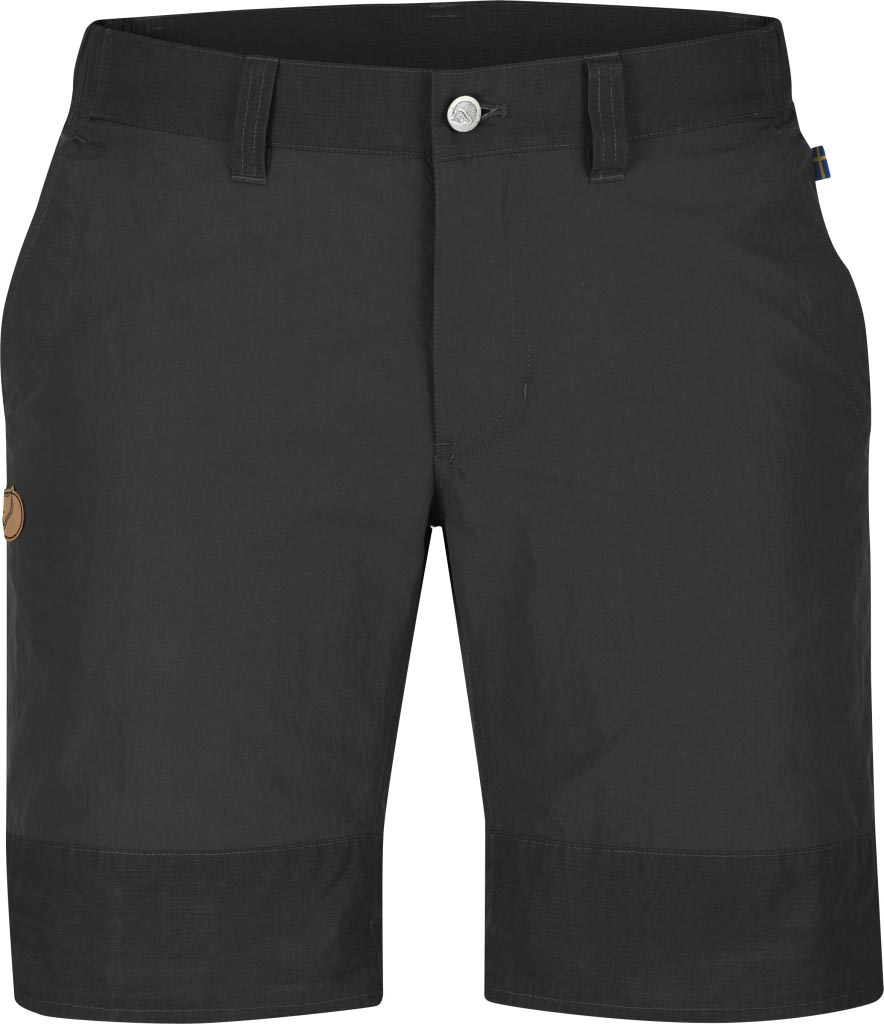 FjallRaven Abisko Hybrid Shorts W. Dark Grey-30