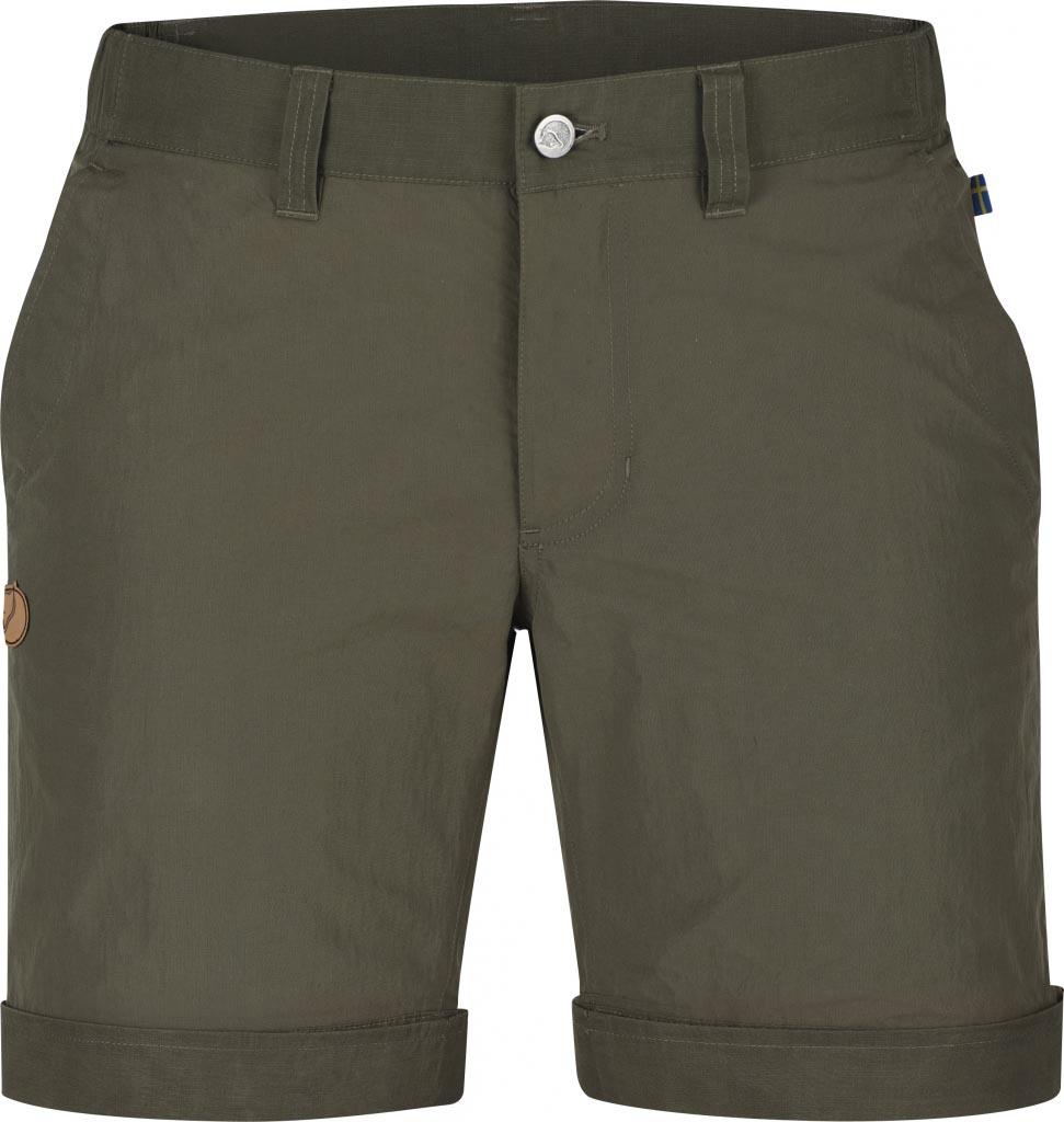 FjallRaven Abisko Hybrid Shorts W. Tarmac-30