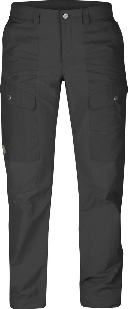FjallRaven Abisko Hybrid Trousers W. Dark Grey-30