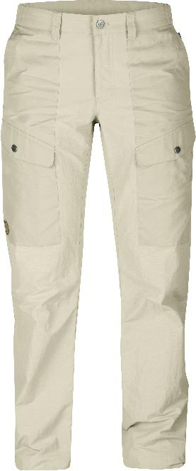 FjallRaven Abisko Hybrid Trousers W. Light Beige-30