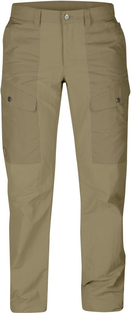 FjallRaven Abisko Hybrid Trousers W. Cork-30