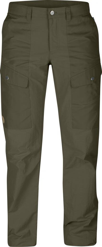 FjallRaven Abisko Hybrid Trousers W. Tarmac-30