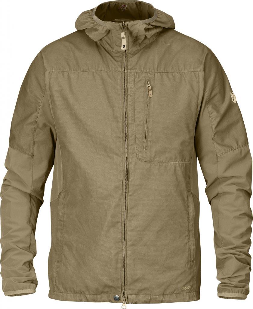 FjallRaven Abisko Jacket Sand-30