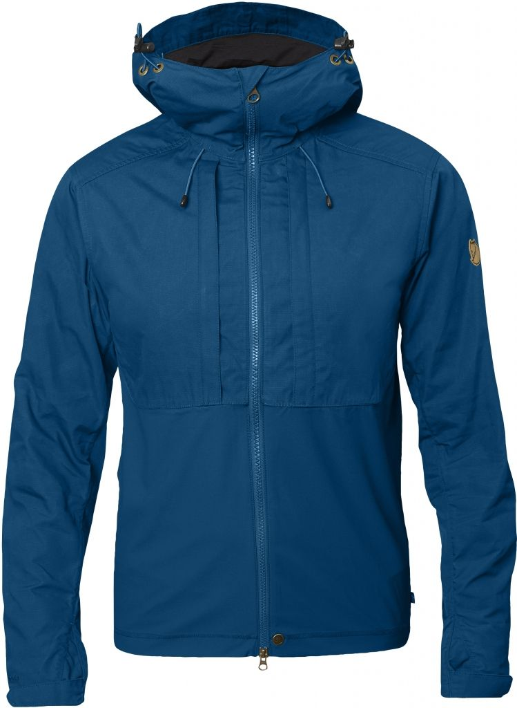 FjallRaven Abisko Lite Jacket Lake Blue-30