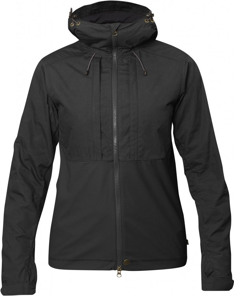 FjallRaven Abisko Lite Jacket W Dark Grey-30