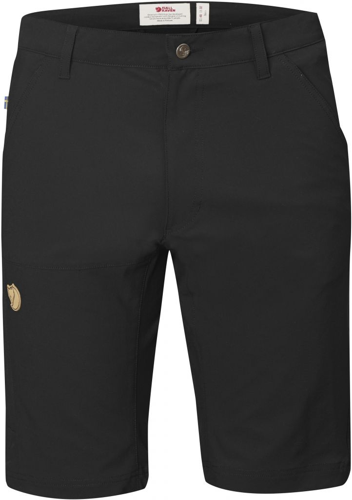 FjallRaven Abisko Lite Shorts Dark Grey-30