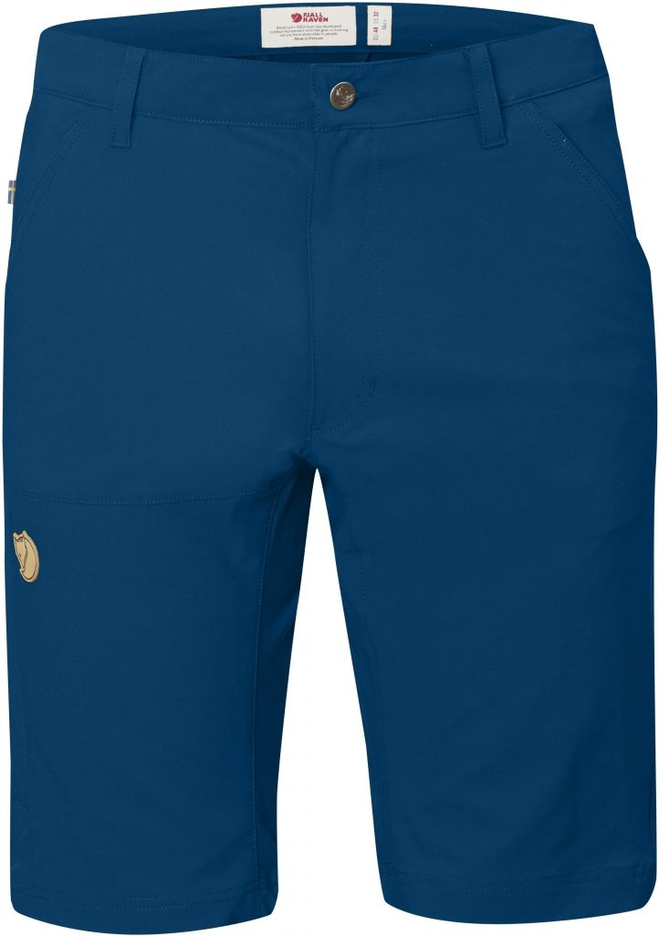 FjallRaven Abisko Lite Shorts Lake Blue-30