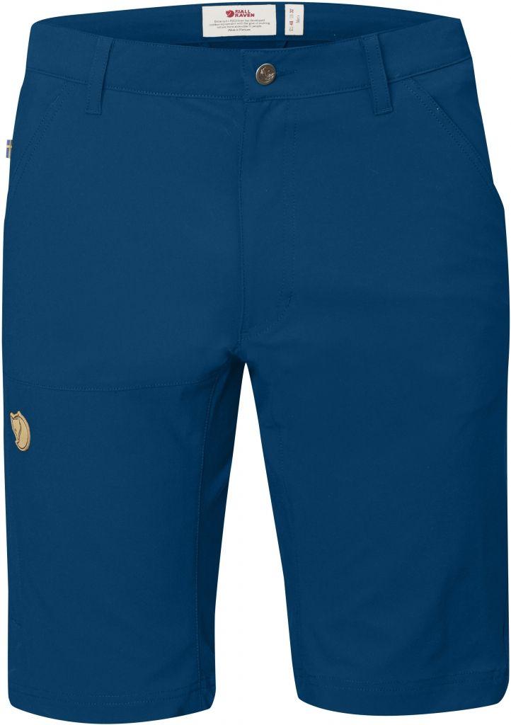 FjallRaven Abisko Lite Shorts Lake Blue-30