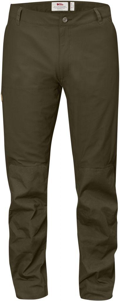 FjallRaven Abisko Lite Trousers Dark Olive-30