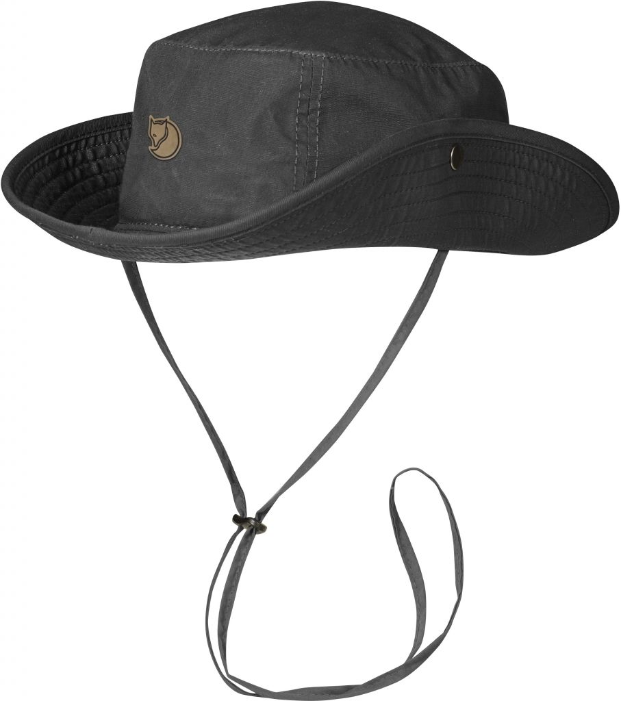 FjallRaven Abisko Summer Hat Dark Grey-30
