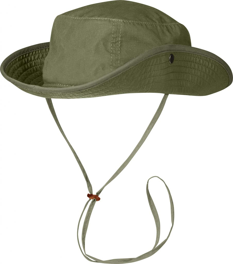 FjallRaven Abisko Summer Hat Green-30