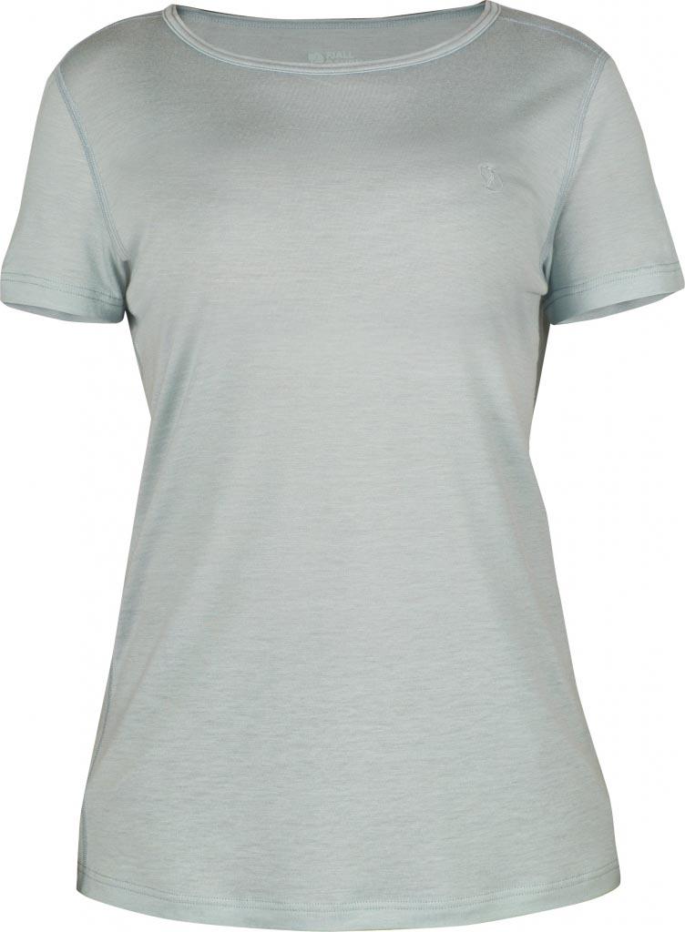 FjallRaven Abisko T-shirt W. Sky Blue-30