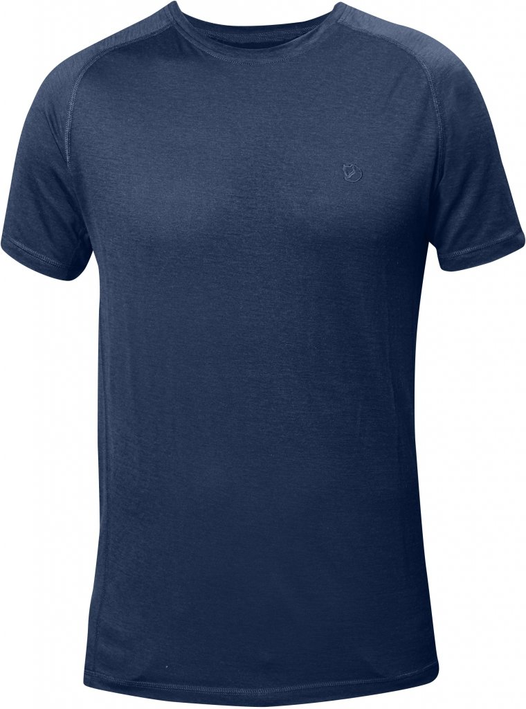 FjallRaven Abisko Trail T-shirt Blueberry-30