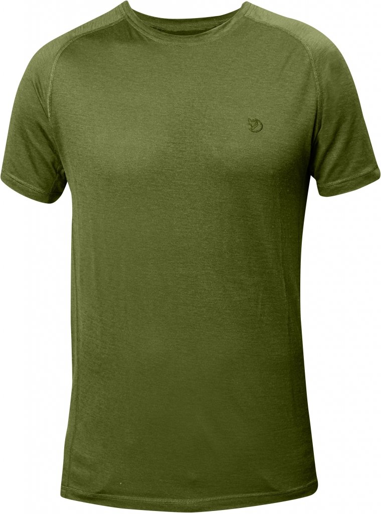 FjallRaven Abisko Trail T-shirt Avocado-30