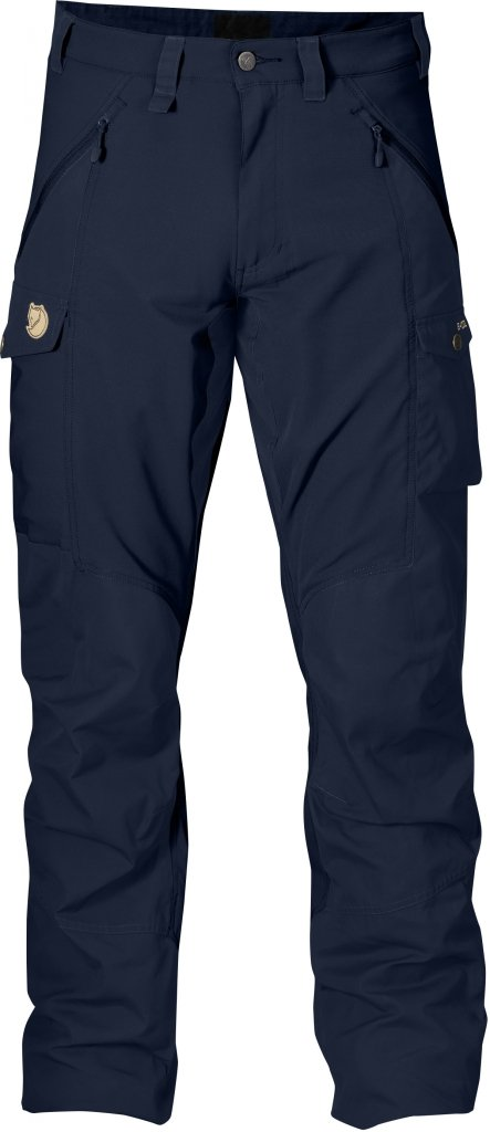 FjallRaven Abisko Trousers Dark Navy-30