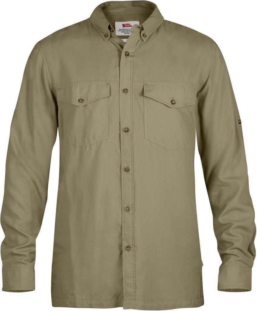 FjallRaven Abisko Vent Shirt LS Cork-30